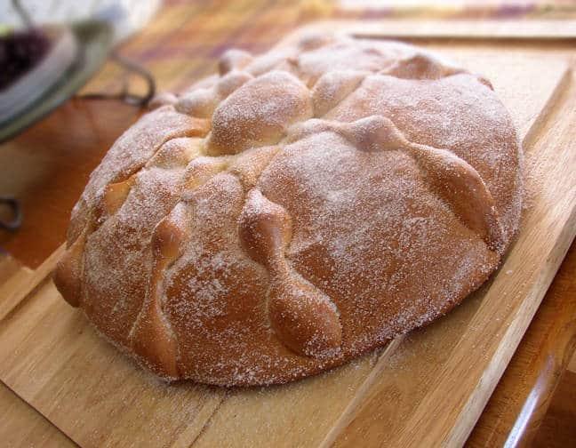 Gluten Free Pan de Muerto (Day of the Dead Bread)