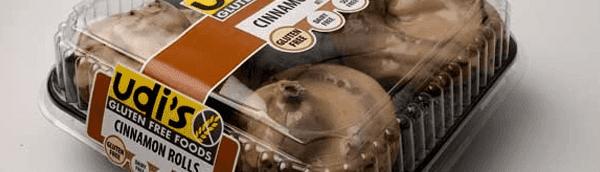 Udi's cinnamon rolls