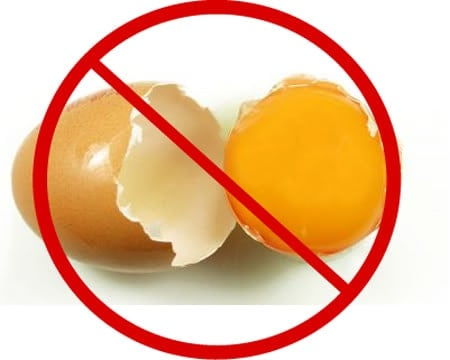 No Eggs