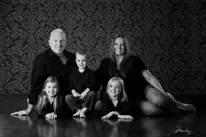 Littlejohn Family_Winners of NFCA Gluten-Free Pantry Raid_300x200