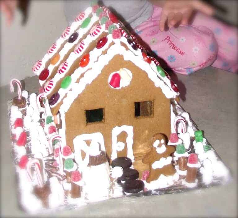 Gingerbread houses 010